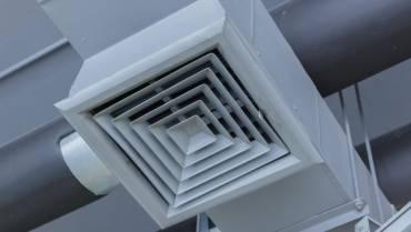 Installation ventilateur